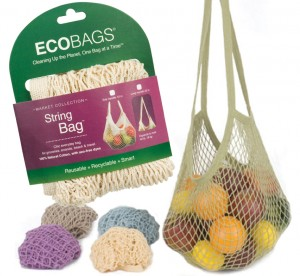 ECOBAGS Market Collection String Bags