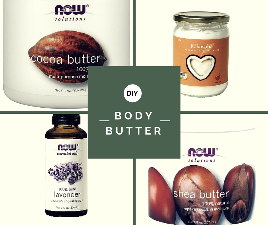 DIY- Body butter